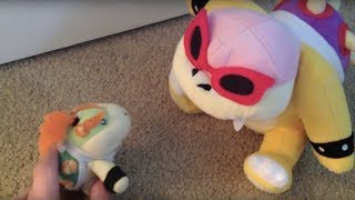 getlinkyoutube.com-Super Plush Mario: The Many Beatings of Bowser Jr