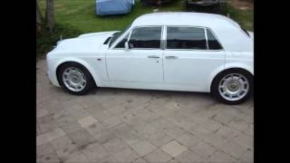 getlinkyoutube.com-Rolls royce Phantom Replica