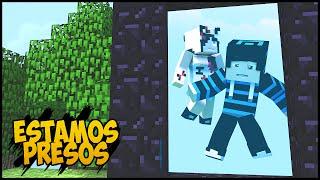 getlinkyoutube.com-Minecraft - Submersos #10 - Estamos PRESOS em outro MUNDO!