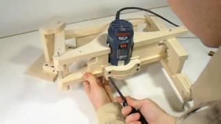 getlinkyoutube.com-Building the 3-D pantograph