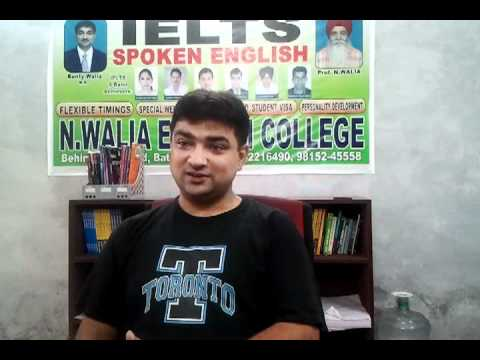 IELTS Interview