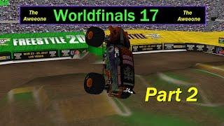 Worldfinals 17 32 truck freestyle Part 2 (sim-monsters/ror)