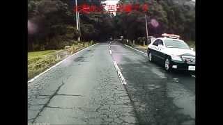 茨城悪質運転2014-07-04 警察24時 取締の現場