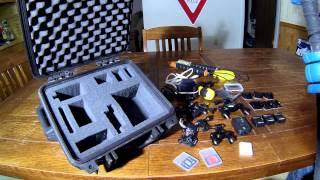 getlinkyoutube.com-GoPro - Custom Pelican 1200 Case - Homemade GoPoles & Accessories