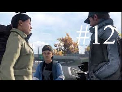 Watch Dogs Gameplay Walkthrough Part 12- Hold On Kiddo (PS4)