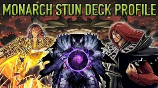 getlinkyoutube.com-Monarch Stun Deck Profile & Expanation: NO YUGIOH 4 U!
