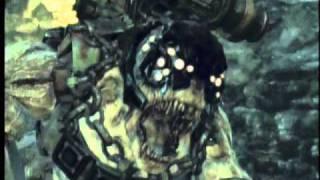 getlinkyoutube.com-Gears of War 2 Walkthrough Parte 37 Estamos en un Brumak