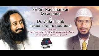 getlinkyoutube.com-Sri Sri Ravi Shankar VS Dr Zakir Naik. Why Muslim Killing The Cow ?  Even plants can feel pain