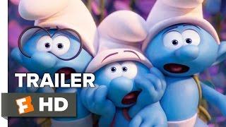 getlinkyoutube.com-Smurfs: The Lost Village Official Trailer 1 (2017) - Animated Movie