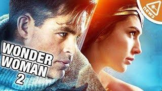 First Look at Steve Trevor in Wonder Woman 1984 Is Destroying Fans! (Nerdist News w/ Amy Vorpahl)