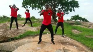 getlinkyoutube.com-Shatta Wale - Mahama Paper dance Video By Allo Dancers