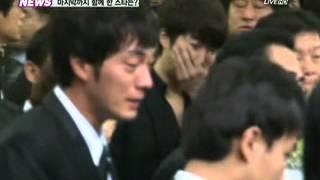 getlinkyoutube.com-[Y-STAR] 'Woo Jongwan' Dying, Jung Woosung 'friendship'('故 우종완과 정우성의 우정' )