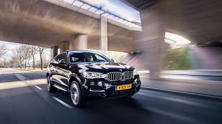 getlinkyoutube.com-2015 BMW X6 M50D Review | www.hartvoorautos.nl | English Subtitled