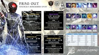 getlinkyoutube.com-Magic Sorcerer PvP Build [Frag Out] for One Tamriel - Part 1 of 3 - Hype Trailer