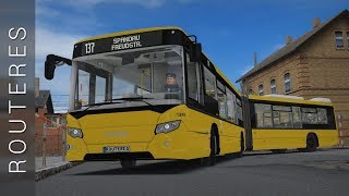 getlinkyoutube.com-OMSI 2 - Scania Citywide LFA