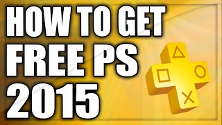 getlinkyoutube.com-How To Get FREE Playstation Plus 2016! - AFTER PATCH! - Working 2016 (Free Ps Plus Glitch)