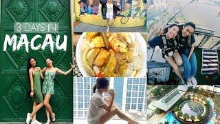 getlinkyoutube.com-3 Days in Macau | Weekend Wanders