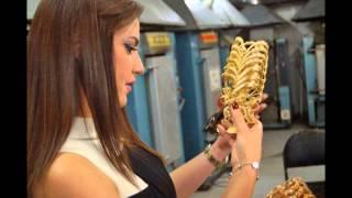 getlinkyoutube.com-درة تزور مصنع المجوهرات لازوردى