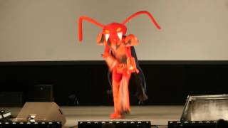 Made In Asia 2016 - Concours Cosplay Samedi - 02 - Donjon Crépuscule - Marvin Rouge - Cyclone X