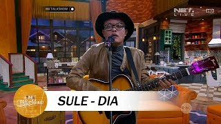 Sule   Dia (Special Performance)
