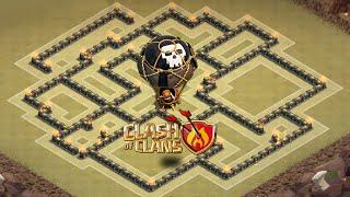 getlinkyoutube.com-Clash Of Clans - Melhor Layout de Guerra Para Centro de Vila 8 - 2015 (Best Town Hall 8 War Base) #1