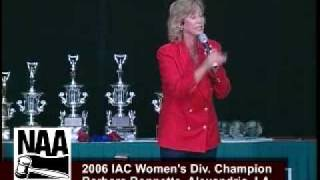 Barbara Bonnette, CAI, AARE, GPPA, 2006 International Auctioneer Champion