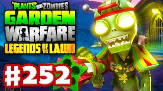 Plants vs. Zombies: Garden Warfare - Gameplay Walkthrough Part 252 - Zomboss Tech Set!