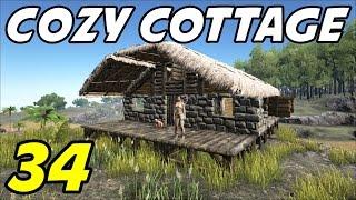 "getlinkyoutube.com-ARK Survival Evolved - E34 ""Cozy Cottage!"" (Gameplay / Playthrough / 1080p)"