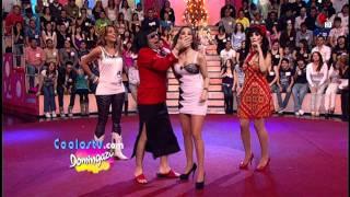 getlinkyoutube.com-Laura G Upskirts Minifalda Tanga Blanca.HD.