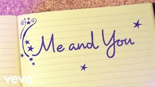 "getlinkyoutube.com-Me And You (from ""Austin & Ally: Turn It Up"") - Laura Marano (Official Lyric Video)"