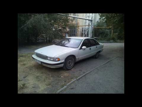 Chevrolet Caprice '91. ГБЦ прокладка и прокладки впуска