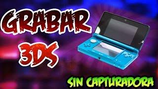 getlinkyoutube.com-CÓMO GRABAR 3DS