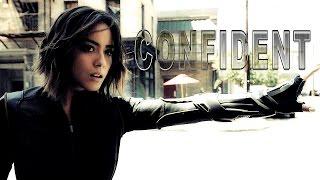 getlinkyoutube.com-MultiFemale Marvel Cinematic Universe // Confident