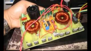 getlinkyoutube.com-1500W SMPS Home made Prototype inverter
