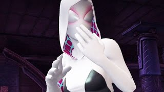 getlinkyoutube.com-Marvel: Contest of Champions - SPIDER-GWEN Super Moves & Attacks Hands-on Review