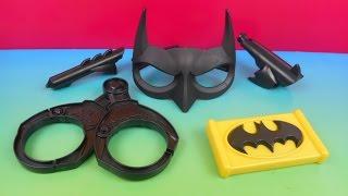 getlinkyoutube.com-2014 SONIC 75 YEARS OF BATMAN WACKY PACK SET OF 5