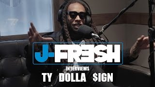 getlinkyoutube.com-TY DOLLA $IGN [Interview] Being the King of Stage Diving, Boogerwolves & Tattoo Do's & Don'ts