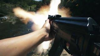 getlinkyoutube.com-Real Life Call of Duty: Black Ops 2 Zombies (FPS)