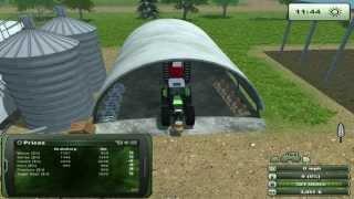 getlinkyoutube.com-Farm Sim Saturday NEW MAP but not so playable