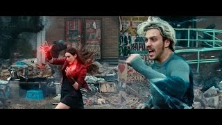 getlinkyoutube.com-Age of Ultron - Quicksilver Running Scenes HD