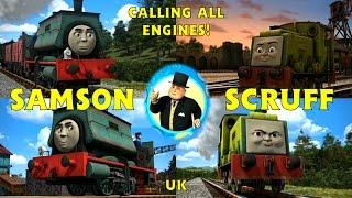 getlinkyoutube.com-Calling All Engines! - Samson and Scruff - UK - HD