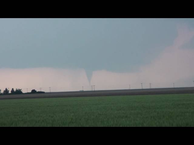 Tornado Near Deer Trail, CO