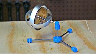 getlinkyoutube.com-$80 Gyroscope vs $5 Gyroscope