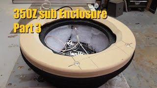 getlinkyoutube.com-Builds: 350Z Spare Tire sub Enclosure Part 3