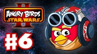 getlinkyoutube.com-Angry Birds Star Wars 2 - Gameplay Walkthrough Part 6 - Podracing! 3 Stars! (iOS/Android)