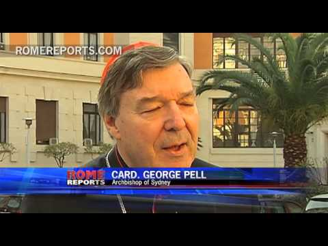 Cardinal Pell  from Australian Football prospect to priest