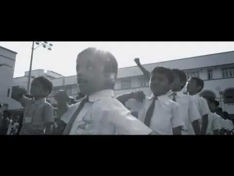 The Silent Indian National Anthem JANA GANA MANA by deaf dumb and mute children