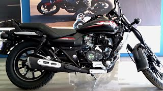 getlinkyoutube.com-#Bikes@Dinos: New Bajaj Avenger 220 Street Review (First Ride, Walkaround, Exhaust Note)