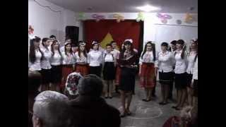 Întilnirea cu absolventii promoția 2013 s.Ciuciulea partea 1