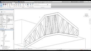 getlinkyoutube.com-Introduction to Structural Trusses in Revit 2016